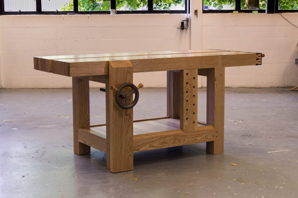 Bertha - The Roubo Workbench
